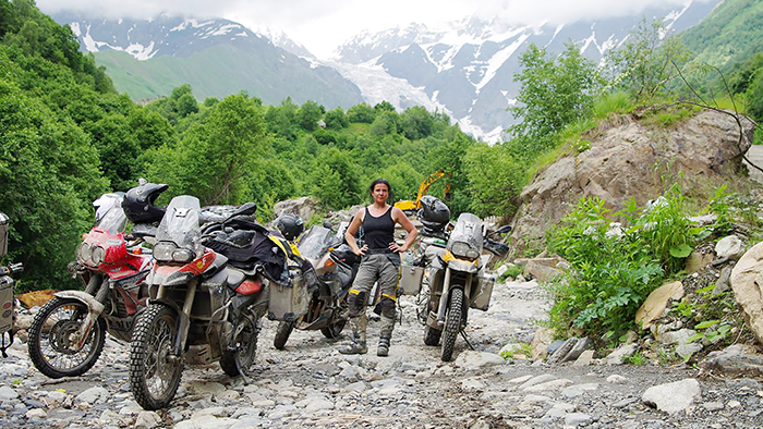 Adventure for a cause: Women only Himalayan Moto Expedition