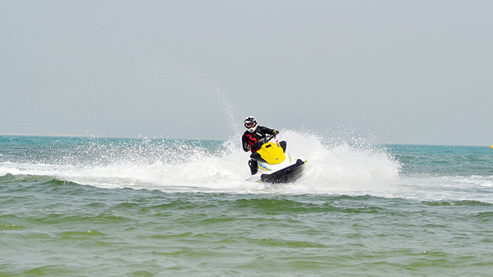 Tried & Tested: Yamaha VX Waverunner