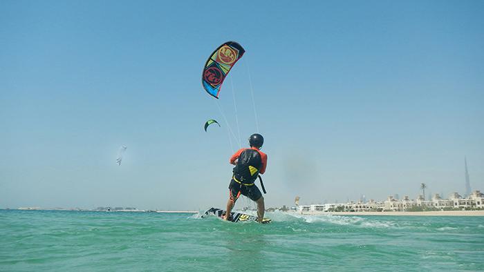 How to start kitesurfing