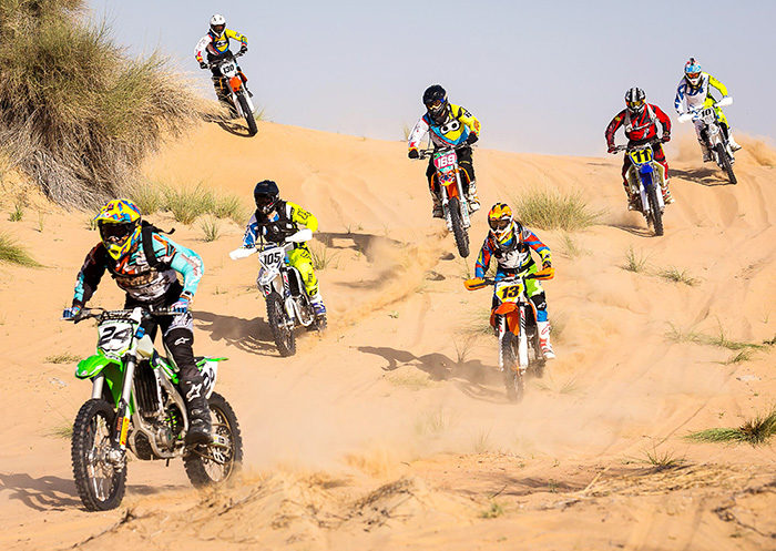 Al Maqoodi Makes Winning Return to Emirates Desert Championship
