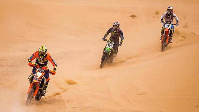 2016-17 Emirates Desert Championship