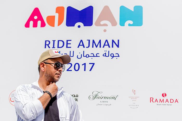Ride Ajman Cycle Event 2017