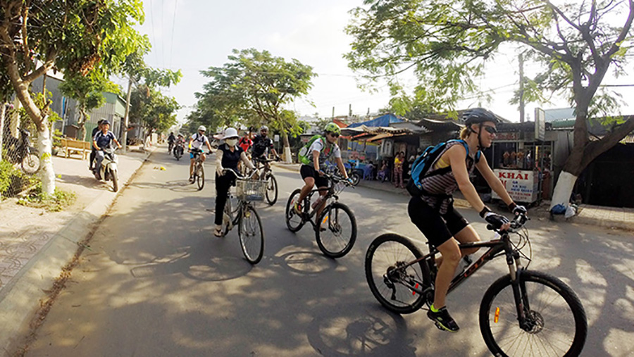 Qudra or Nad al Sheba cycling track