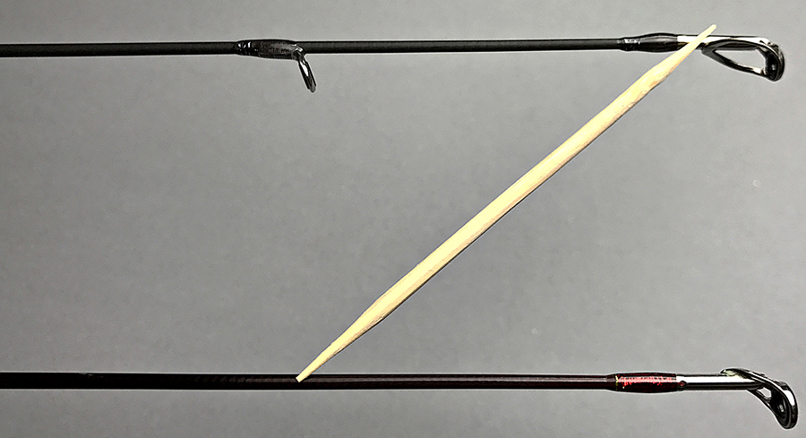 rods made for ultralight fishing