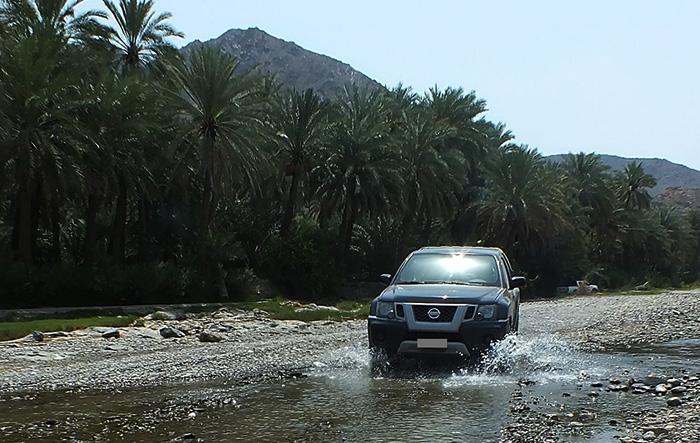Wadi Bani Hini to Wadi Hawqayn