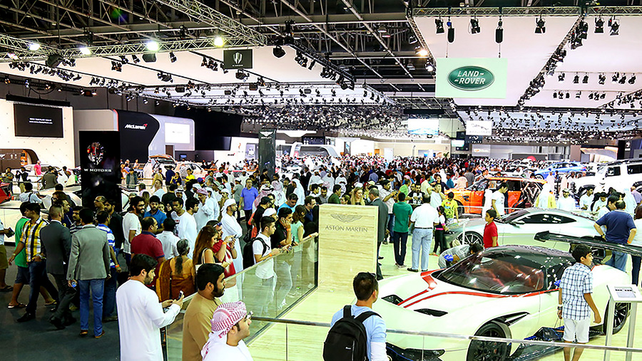 Dubai International Motor Show
