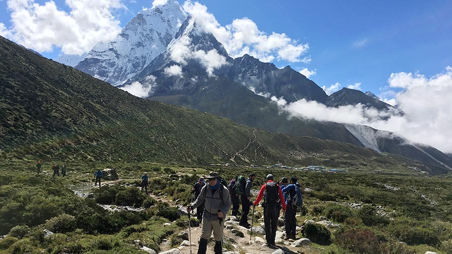 Everest Base Camp Encounters