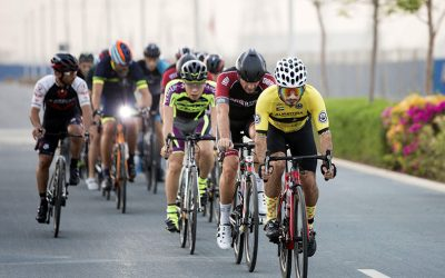 The Spinneys Dubai 92 Cycle Challenge Marks the Start of the Cycling Season