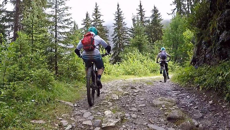 Off Road Rides Dirt Skirts MTB