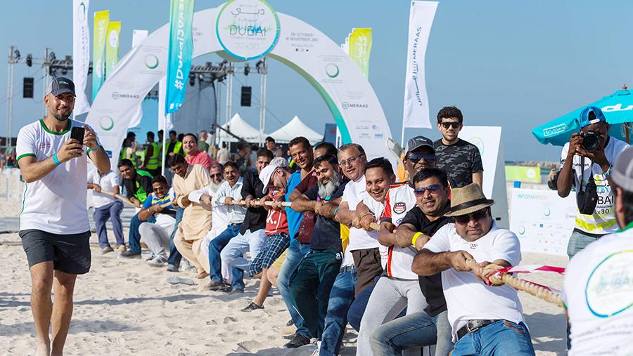 Dubai Fitness Challenge Takes Over Kite Beach Outdooruae