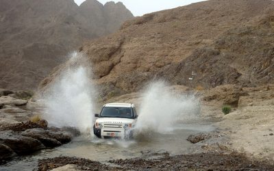 Mad Baxter of Arabia – 4×4 Terror in Oman