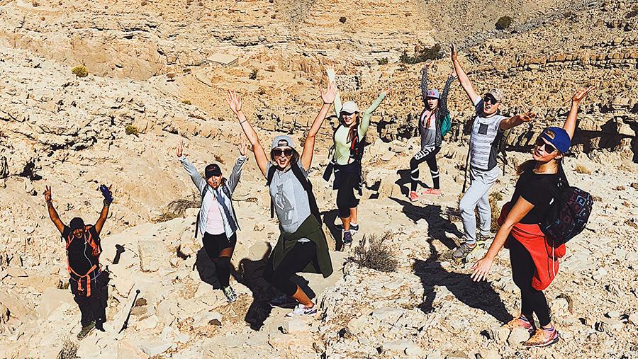 Outdoor Girls of UAE