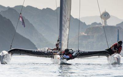 New Kings of EFG Sailing  Arabia – The Tour