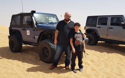 The Off-roaders Corner: Mohammed Hunaidi