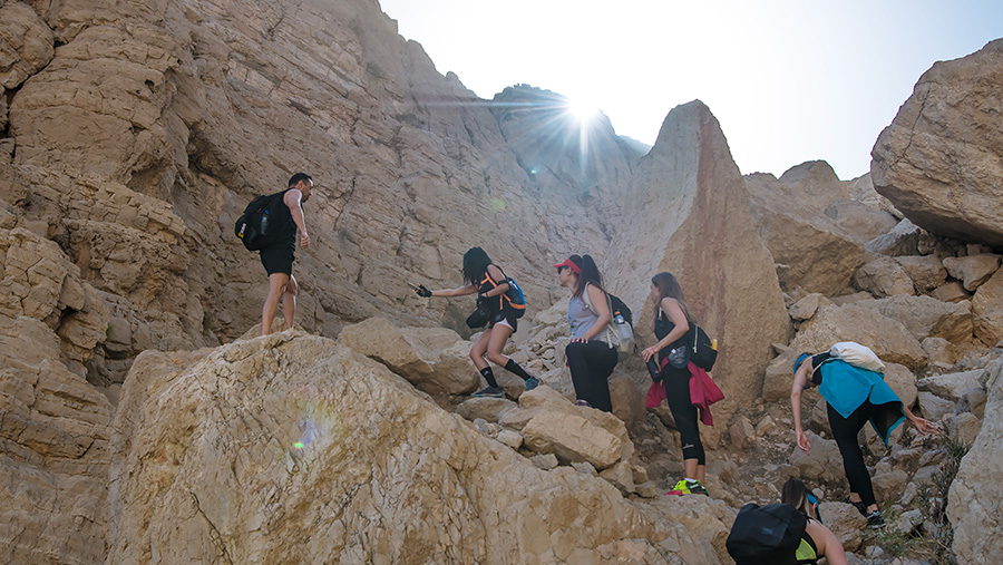 Mountain Hikes in Ras Al Khaimah
