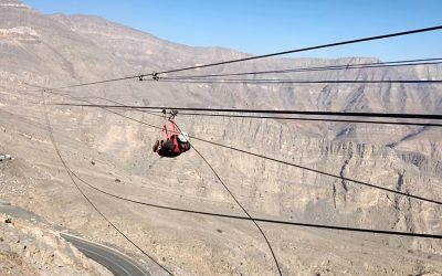 Adrenaline Weekend Outdoors in UAE