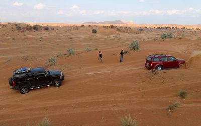 How to 4×4 – #4: Stuck in sand? How to Get Out!