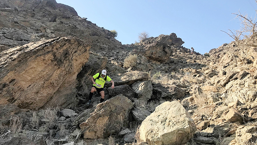 Urban Ultra's Unbelievable Ultimate Ultramarathon: Mount Sana 60