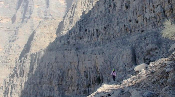 Wadi Ghalilah Jebel Jais