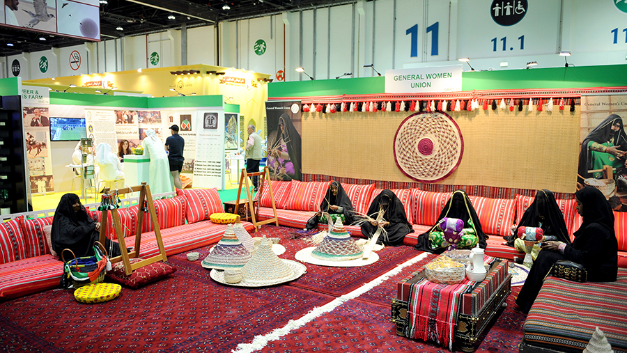 AbuDhabi-International-Hunting-Equestrian-Exhibition-ADIHEX-16thEdition-Sheikh-Mohammed-bin-Zayed-Rulers