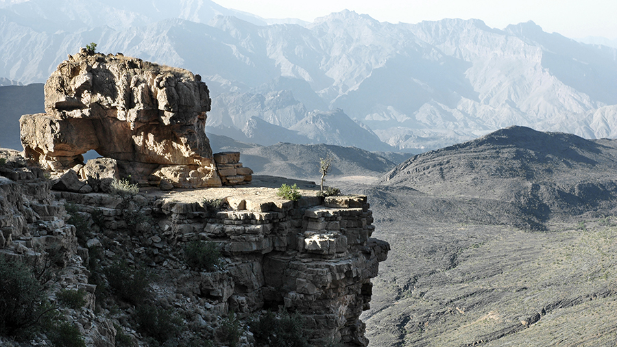Al Hajar Mountains #4