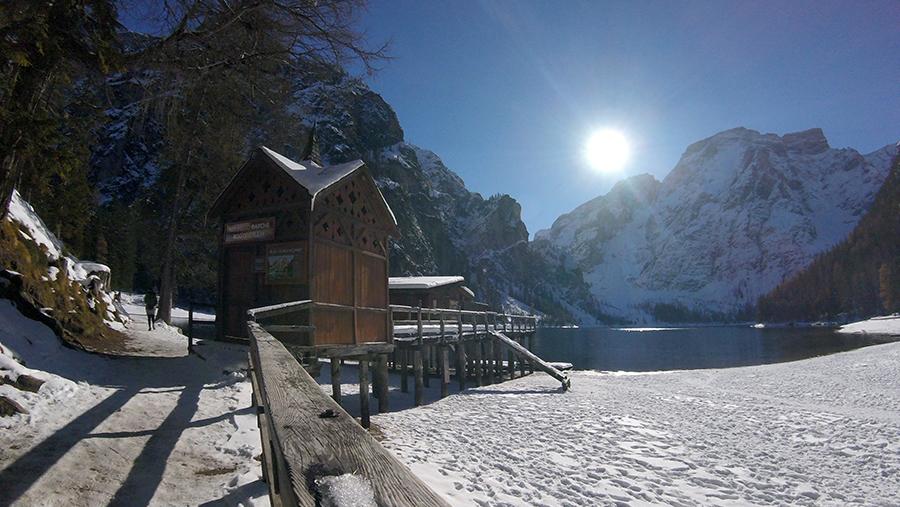 Escape Footprints – Great Italian Dolomites