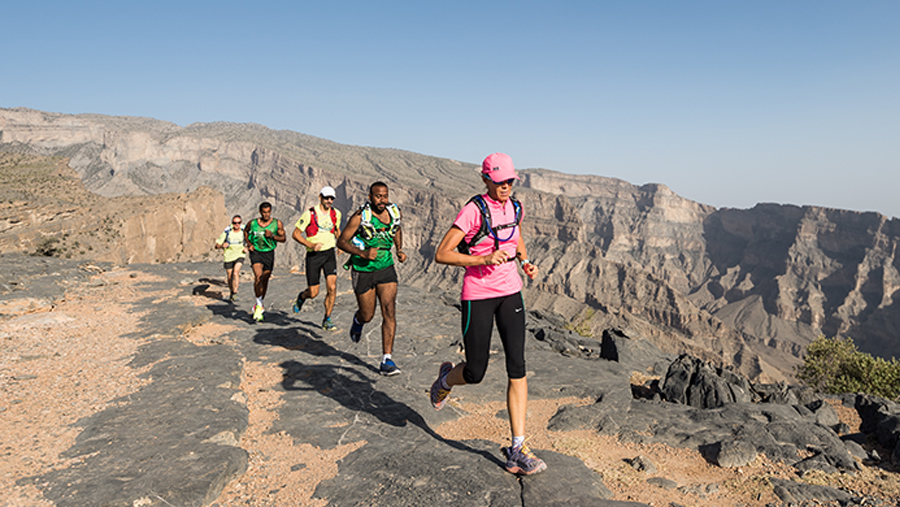 Hundreds of Runners – Including Famous Faces – Rush to Register for First OMAN by UTMB