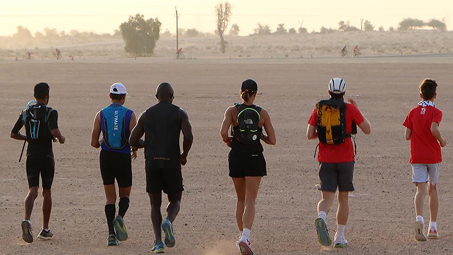 Meraas Al Marmoom Ultramarathon