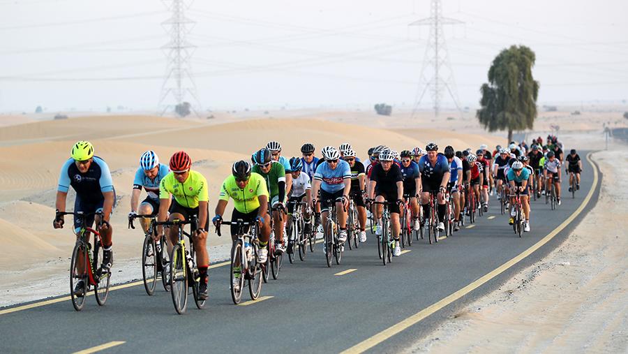Spinneys-Dubai-92-Cycle-Challenge-Cyclists