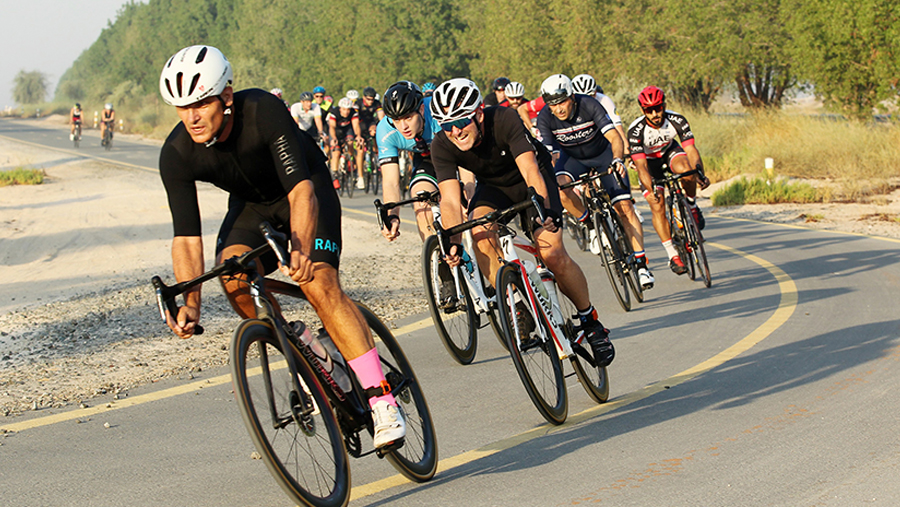 The Spinneys Dubai 92 Cycle Challenge Continues at Full Speed