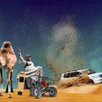Dubai Evening Safari