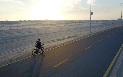 Be Sport Bike Shop, Al Wathba Cycle Track Abu Dhabi