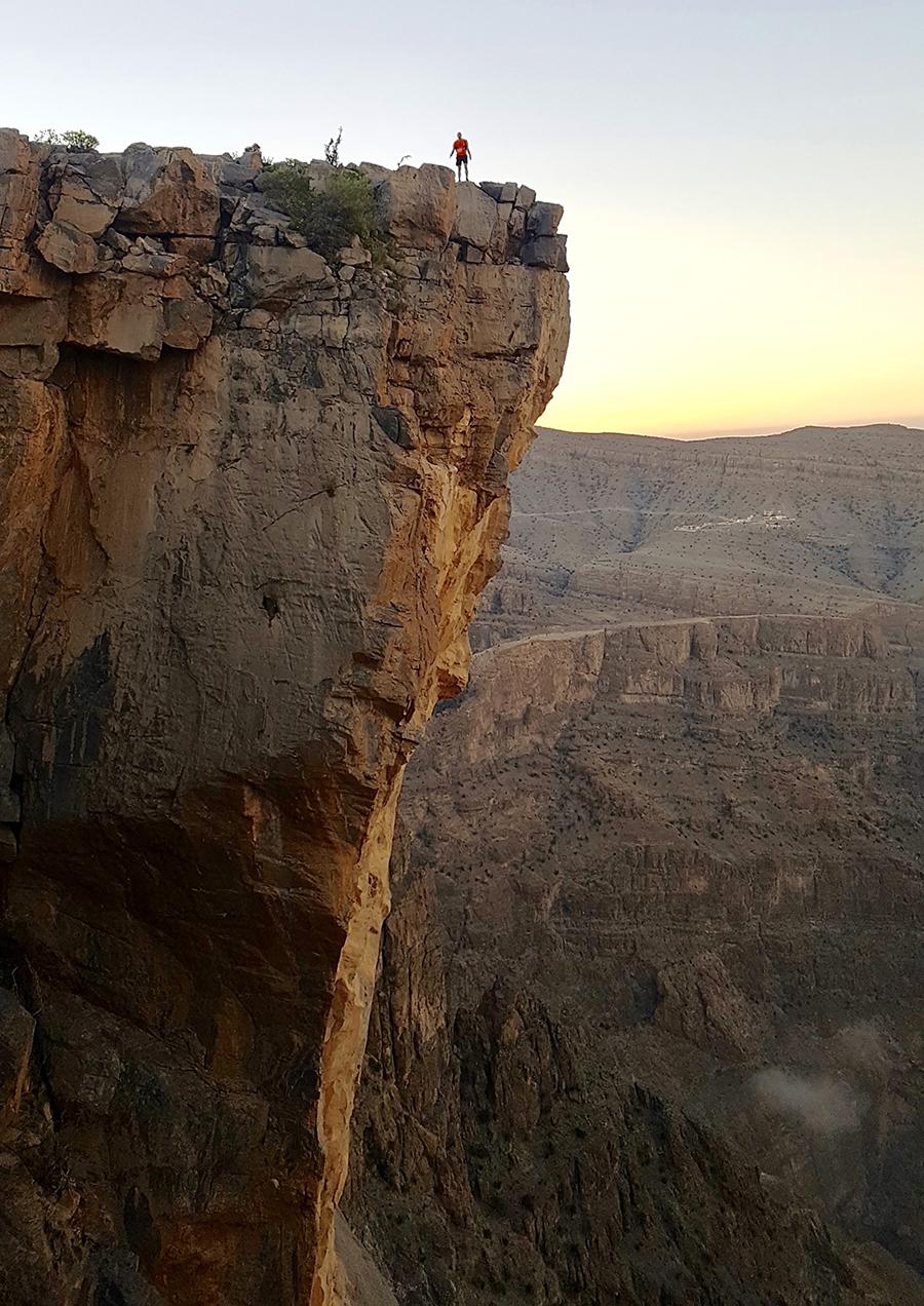 Oman by UTMB: True Grit