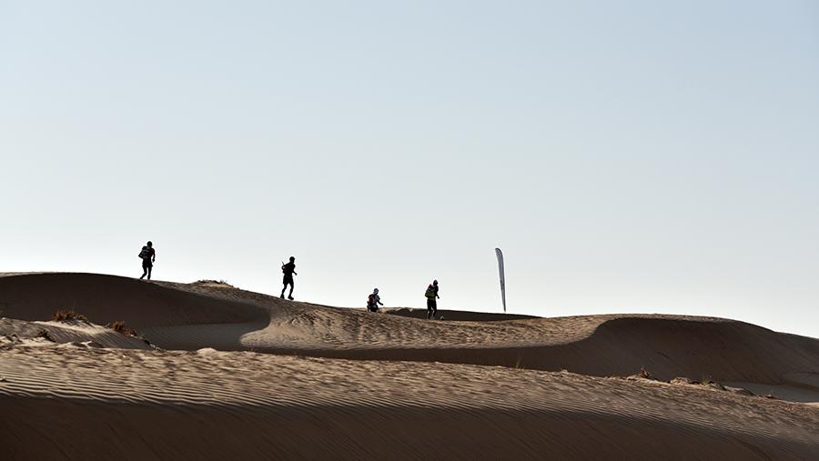 Oman Desert Marathon 2018: 165km Self-Sufficient Ultramarathon