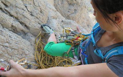 Sean James Mountaineering