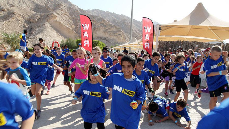 Wadi Adventure Race