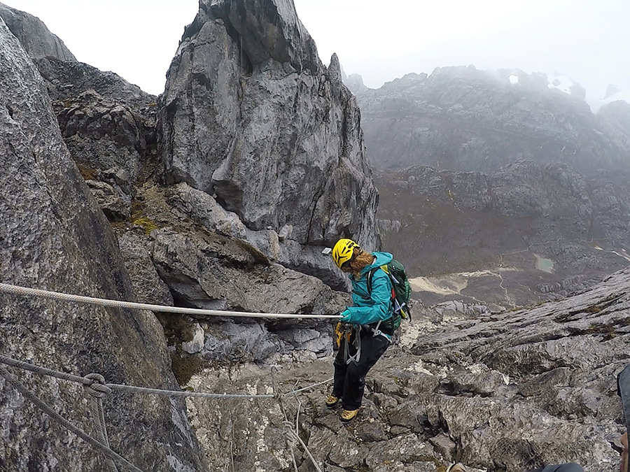 Carstensz Pyramid, the One of a Kind Climb
