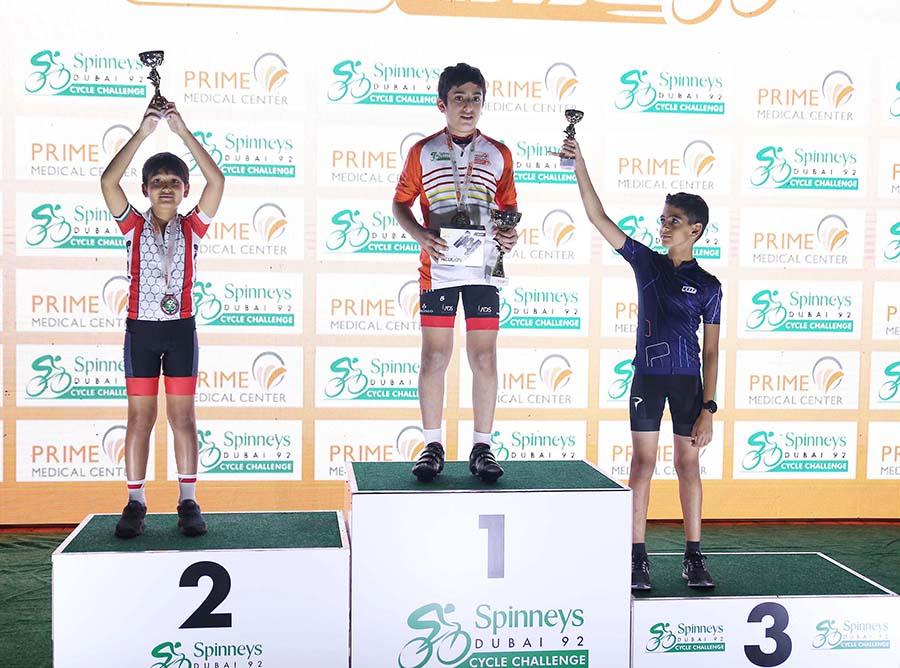 Spinneys-Dubai-92-Cycle-Challenge-2018 winners
