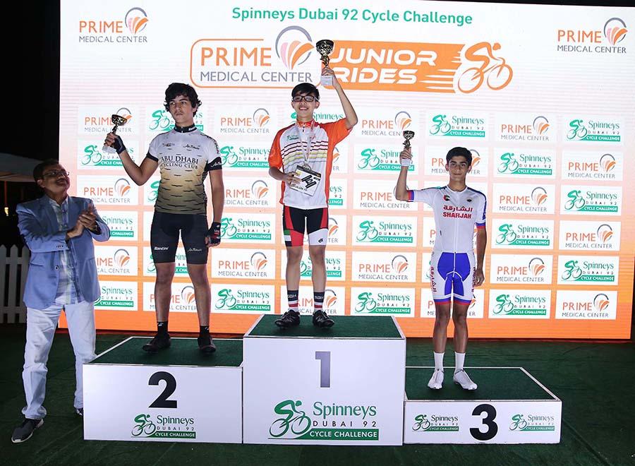 Spinneys-Dubai-92-Cycle-Challenge-2018 winner