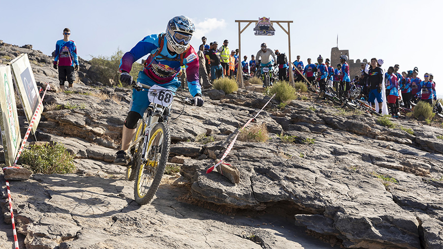 Red Bull Titan of the Hill MTB Race