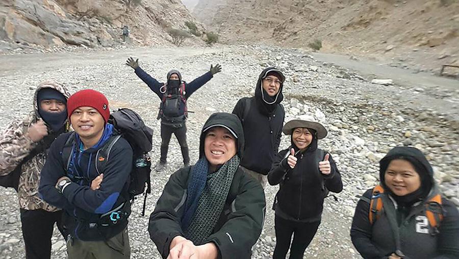Jebel Jais Lucky 7