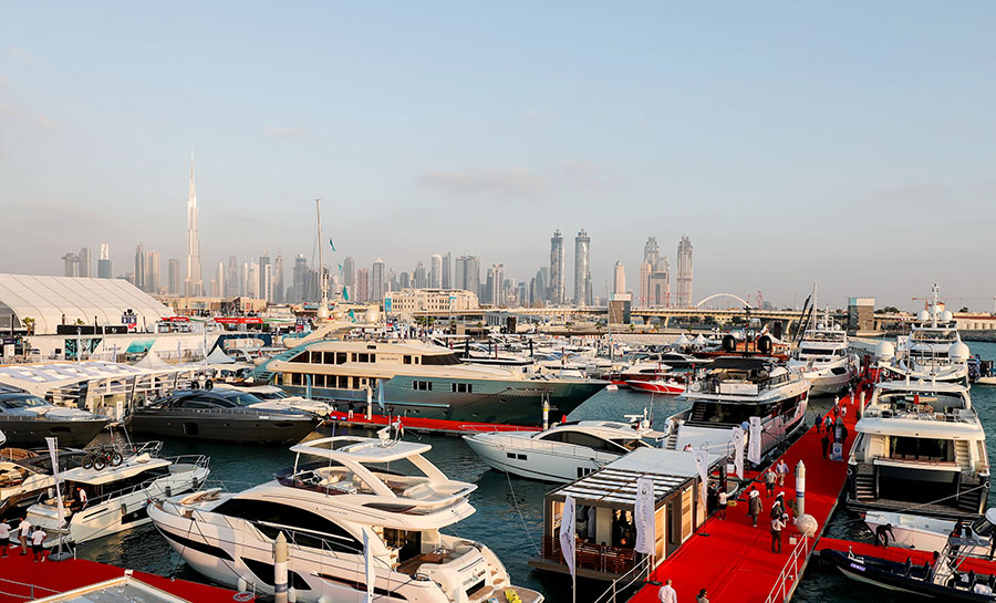 27th edition of DIBS draws to a close with exhibitors reporting huge interest in yachts_3