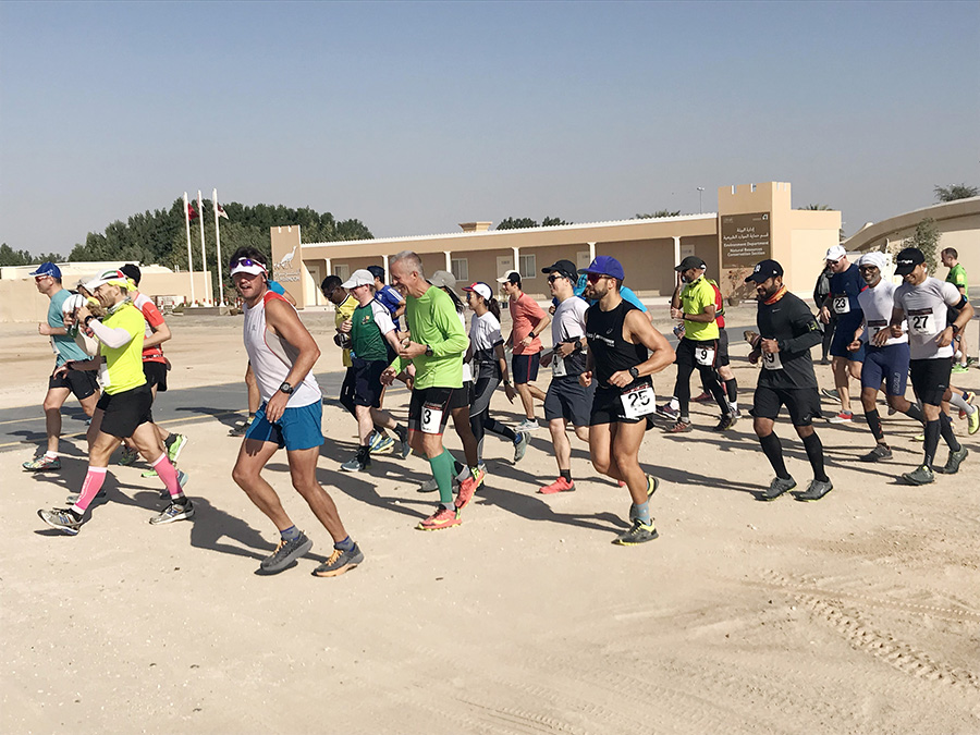 37 Runners started