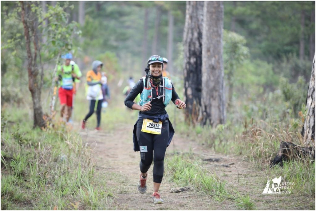 70km of happy run Picture Courtesy of Dalat Ultra Trail