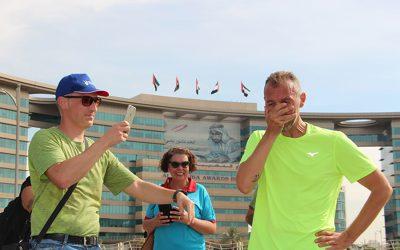 Ultra Run Dubai