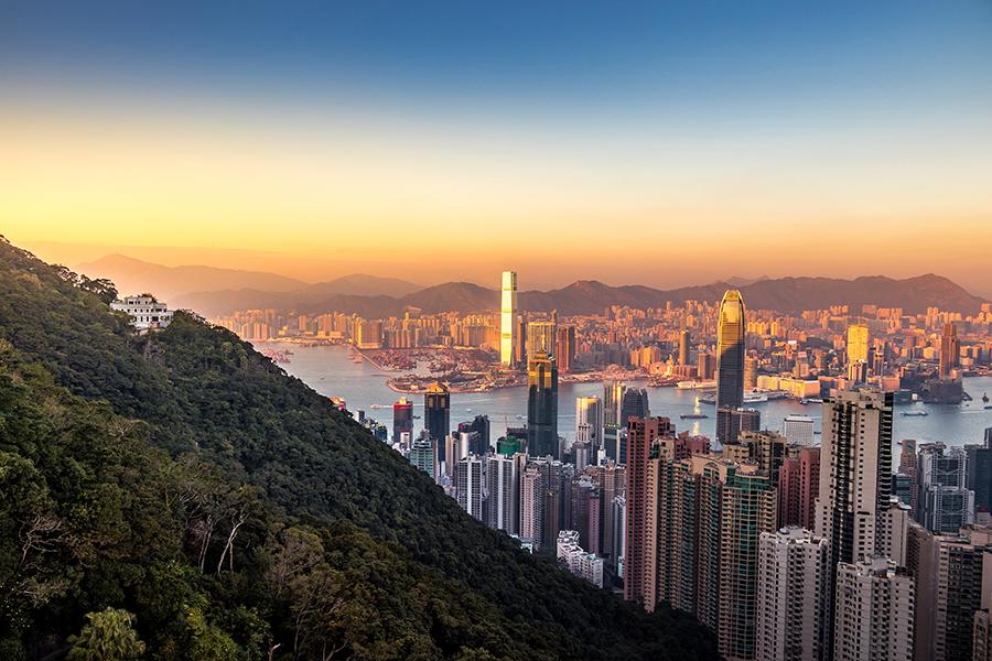 Asia's best city
