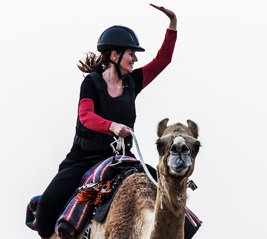 Crown Prince Camel Racing Festival denise ostermann