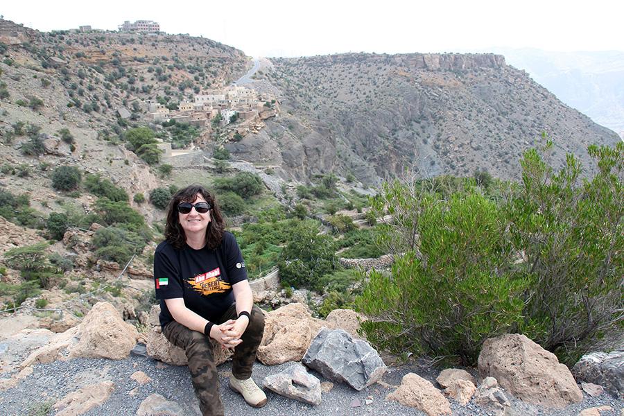 First trip to Jebel Akhdar
