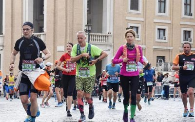 All Roads Lead to Rome Marathon