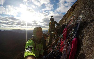 Brazilian Explores Finish One of the Greatest and Most Extreme Multi-Sports Expeditions